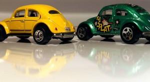Carros brasileiros Hot Wheels - FUSCA