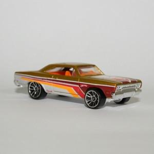 70 Plymouth Roadrunner - R7519