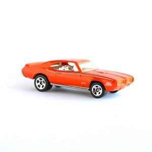 '69 Pontiac GTO - G6732