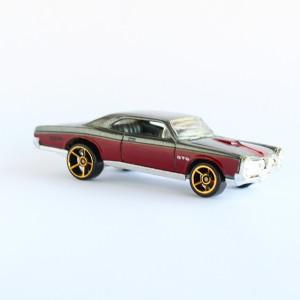 '67 Pontiac GTO (dark gray) - R7559