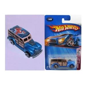 40's Woodie - B3867