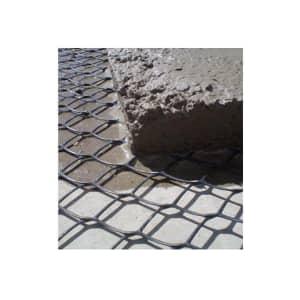 Tela de Argamassa 1,50 X 5,00 (7,5M²) 11MM Preta