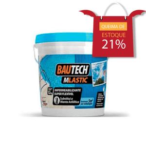 Bautech Mlastic Super Flexível 12Kg