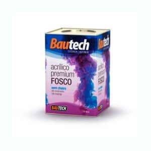 Bautech Tinta Premium Branco( 18L)