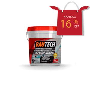 Bautech Tinta Teto de Banheiro 3,6L