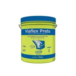 Viaflex Preto 18Kg
