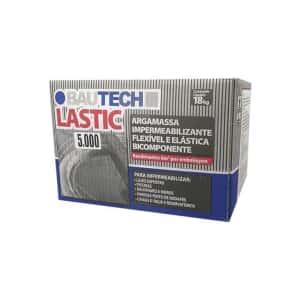 Bautech Lastic 5000 (Caixa 18Kg)