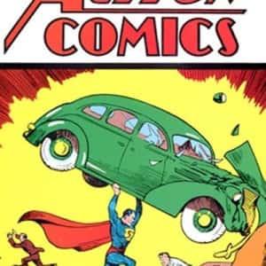 HQ's - Action Comics n°01