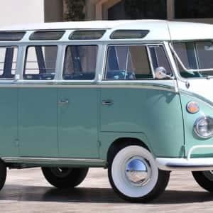 Carros brasileiros Hot Wheels - Volkswagen kombi