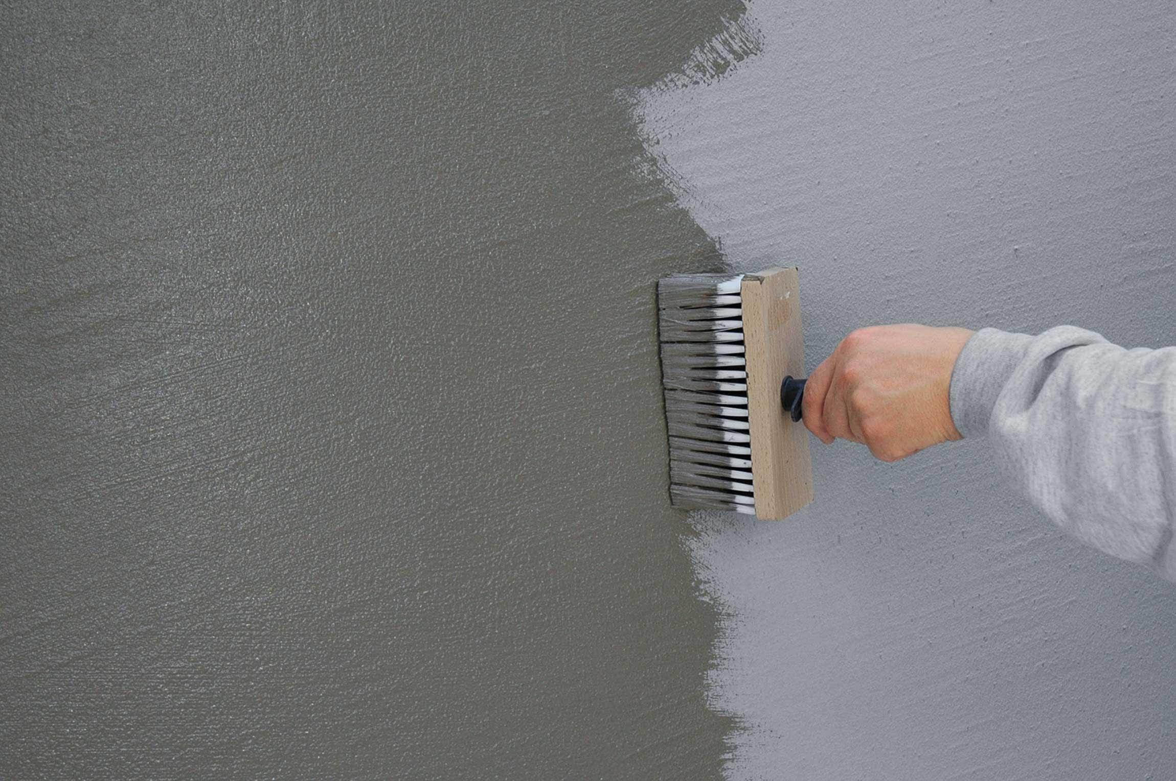 impermeabilizante, impermeabilização, Viaplus 1000, Viapol, parede interna, parede externa, proteção