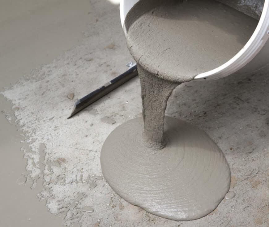 O que é e como usar o cimento queimado para decorar?