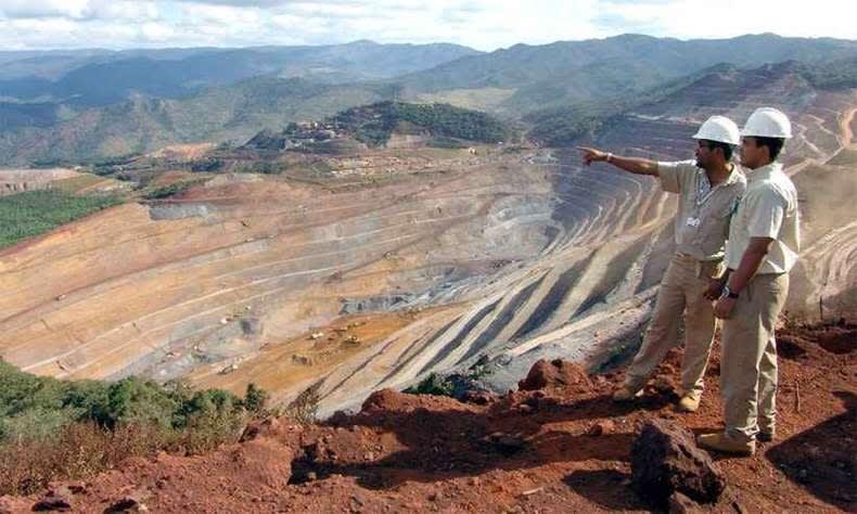 Estrutura de mina em Barão de Cocais pode se romper: em casos estes como impossibilitar a ruptura do talude durante sua construção?