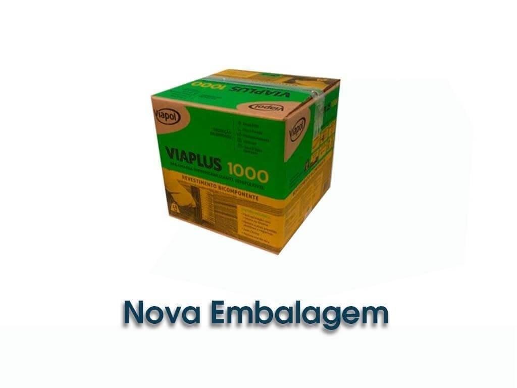 Viaplus 1000 (Caixa 18KG)