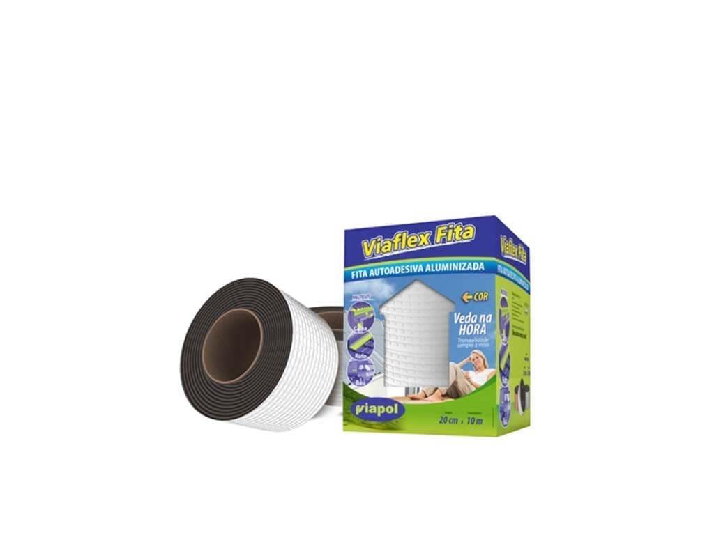 Fita Viaflex Multiuso 15Cm