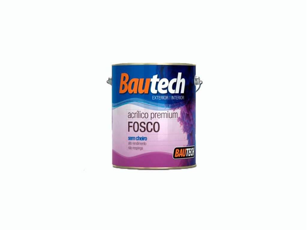 Bautech Tinta Premium Branco 3,6L