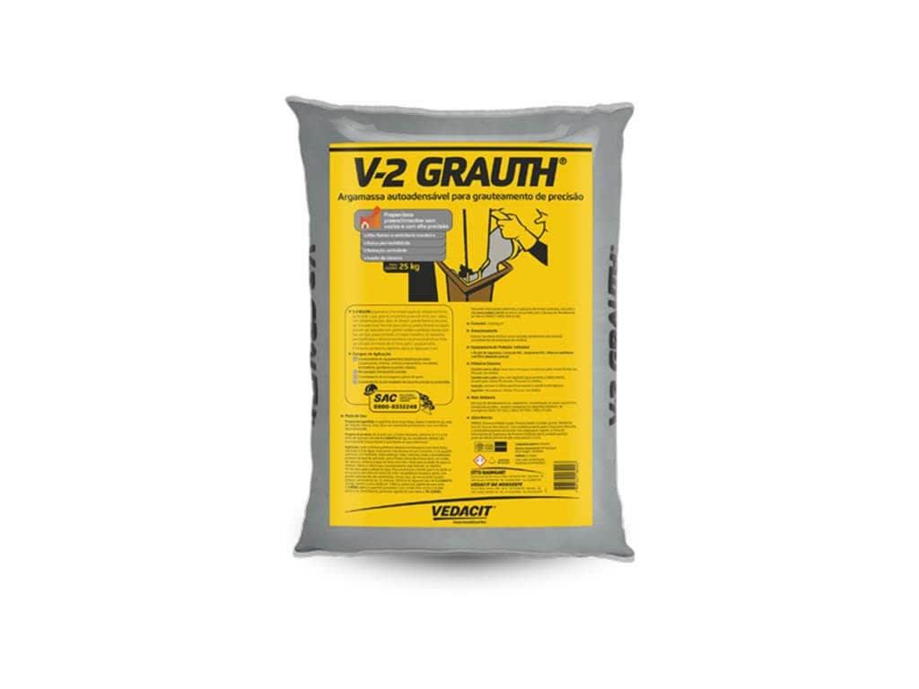 V-2 Grauth 25Kg