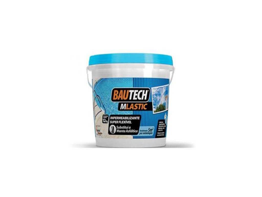 Bautech Mlastic Super Flexível (Balde 12Kg)