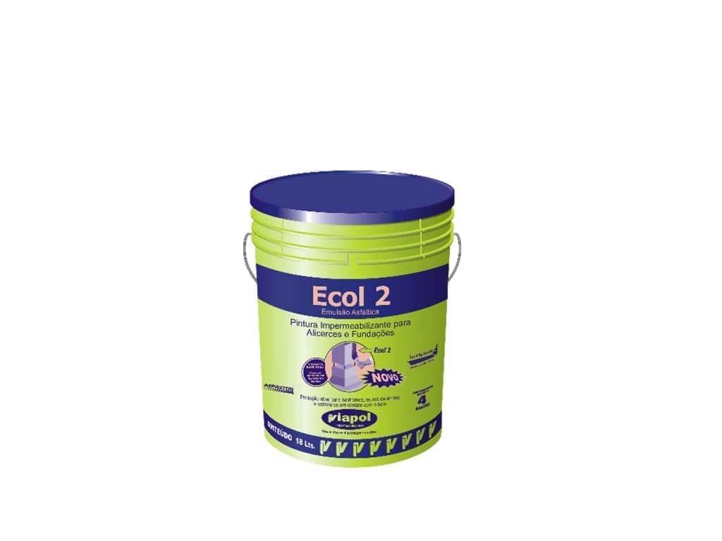 Ecol 2 (Galão 3,6L)