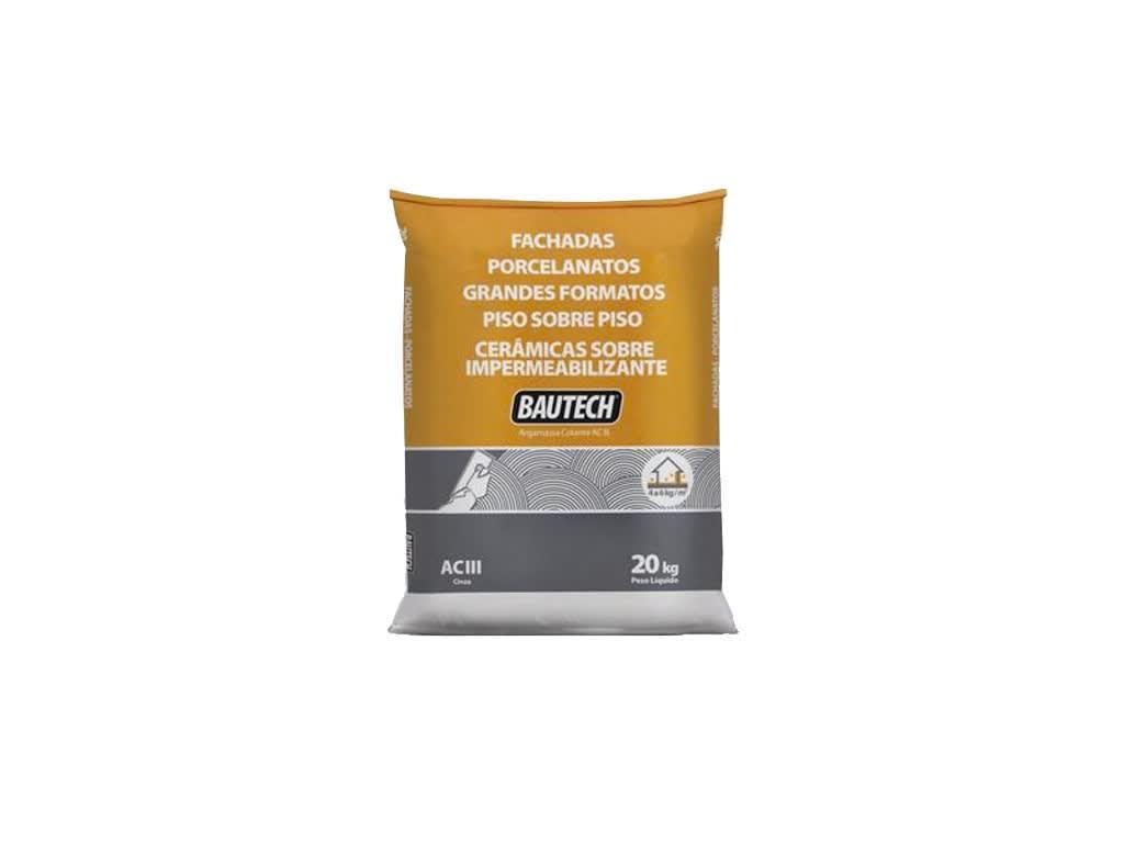 Bautech AC3 Cinza 20Kg