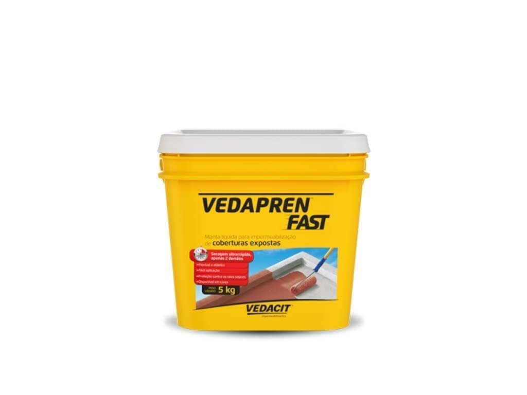 Vedapren Fast Branco 5Kg