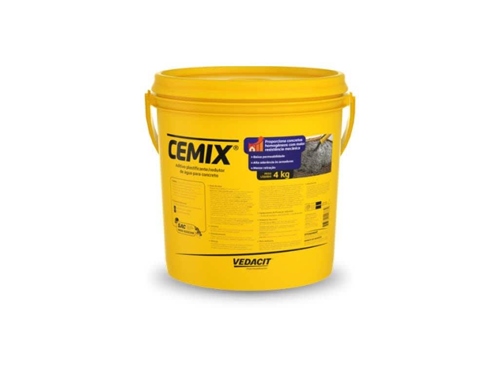 Cemix (Galão 4Kg)