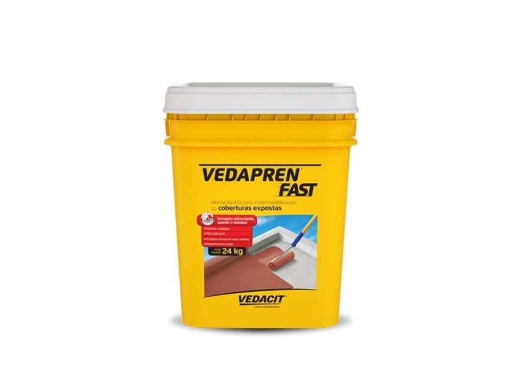 Vedapren Fast Concreto 24Kg