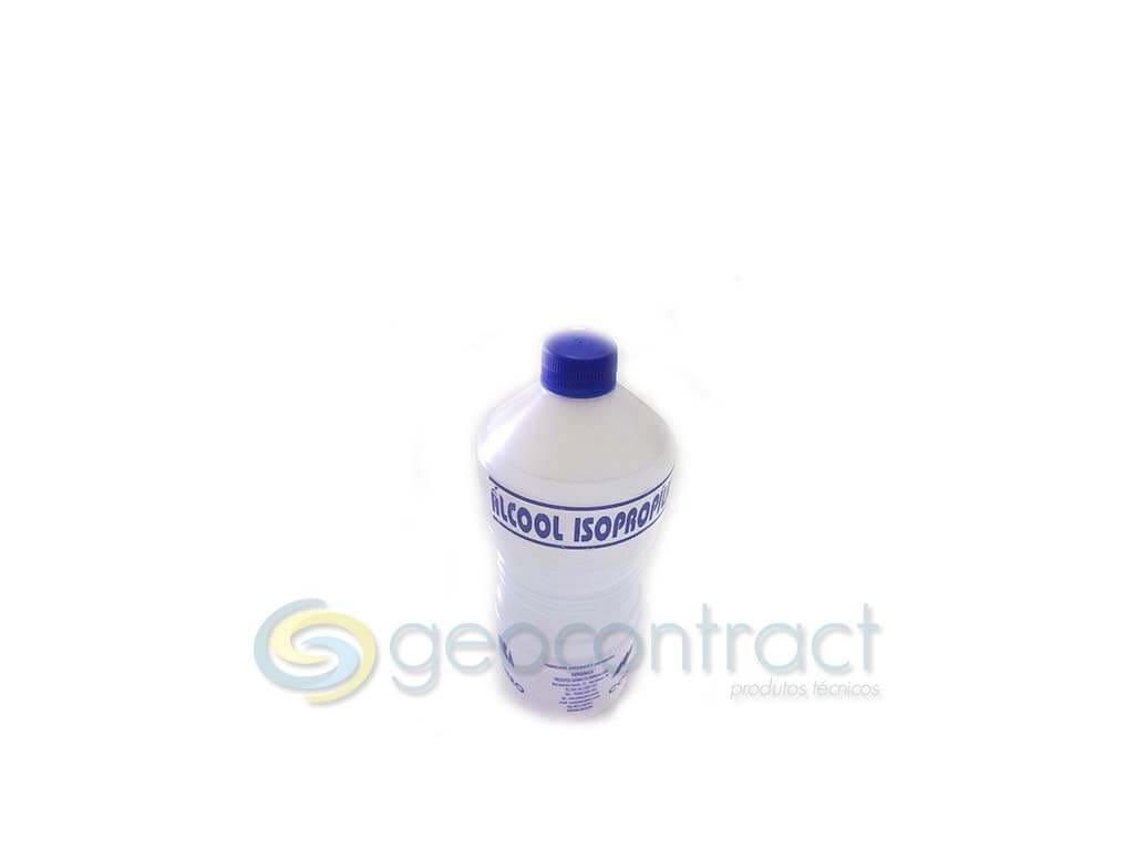 Álcool Isopropílico (Galão 1L)