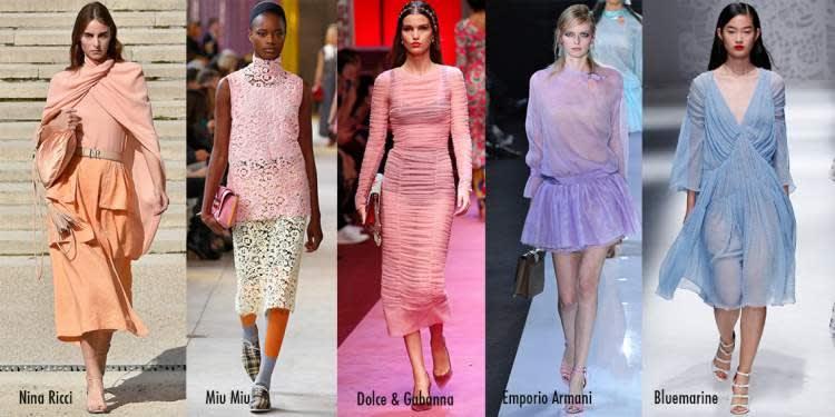 As 9 tendências de moda que vão estourar em 2019