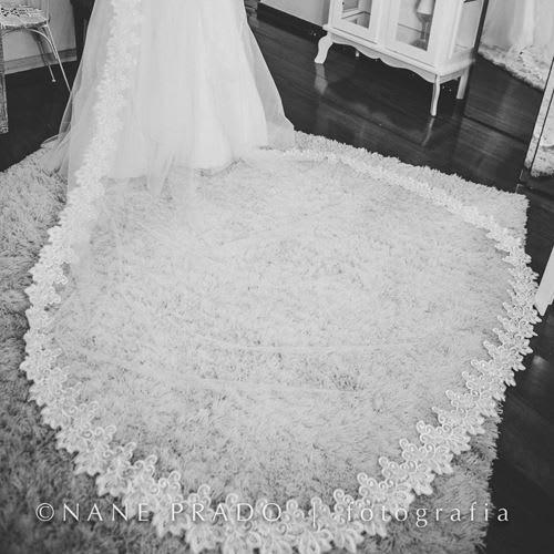 Qual o véu de noiva ideal?
