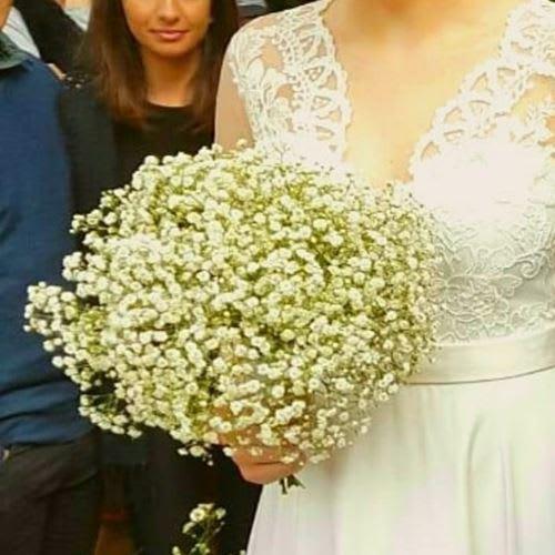 Como escolher o buquê de noiva