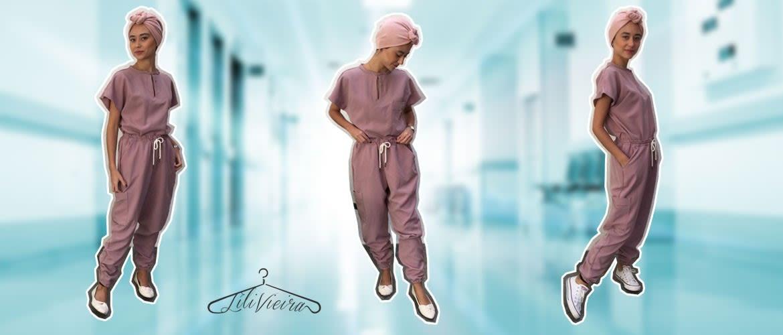 Scrub Feminino: Pijama de Trabalho