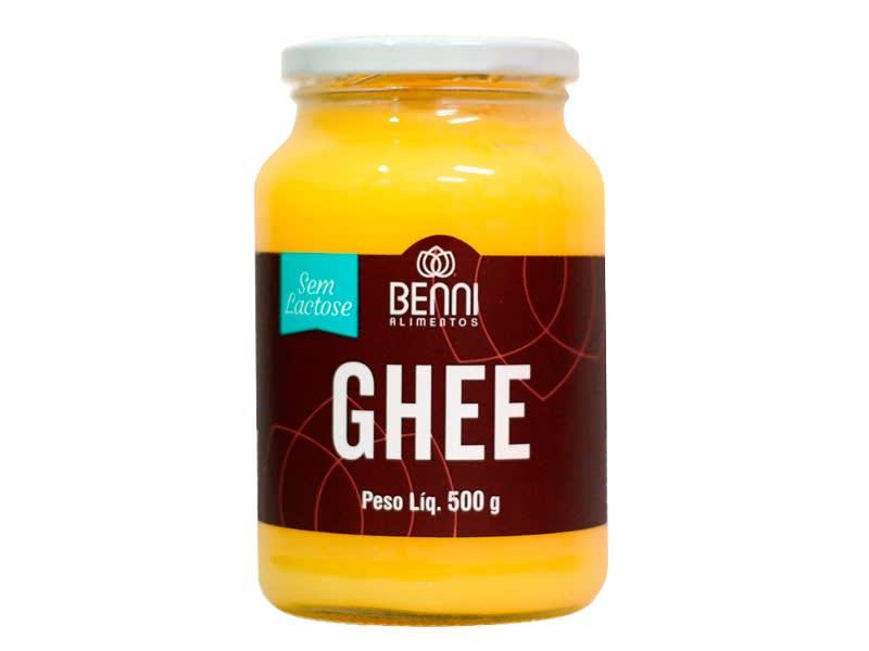 GHEE BENNI SEM SAL 500G