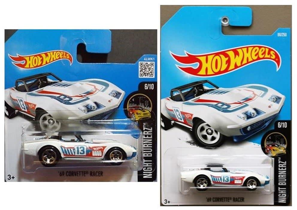 Chevrolet 69 Corvette Racer - DWH81