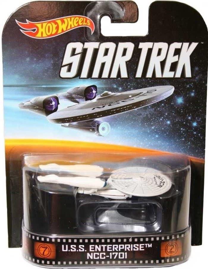 U.S.S. Enterprise NCC-1701 - BDT85