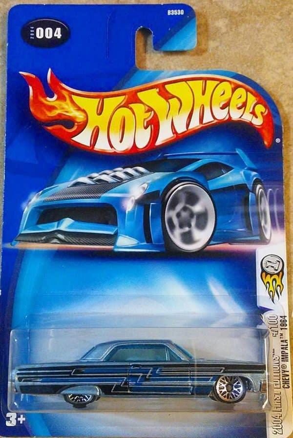 Chevy 64 Impala - B3530