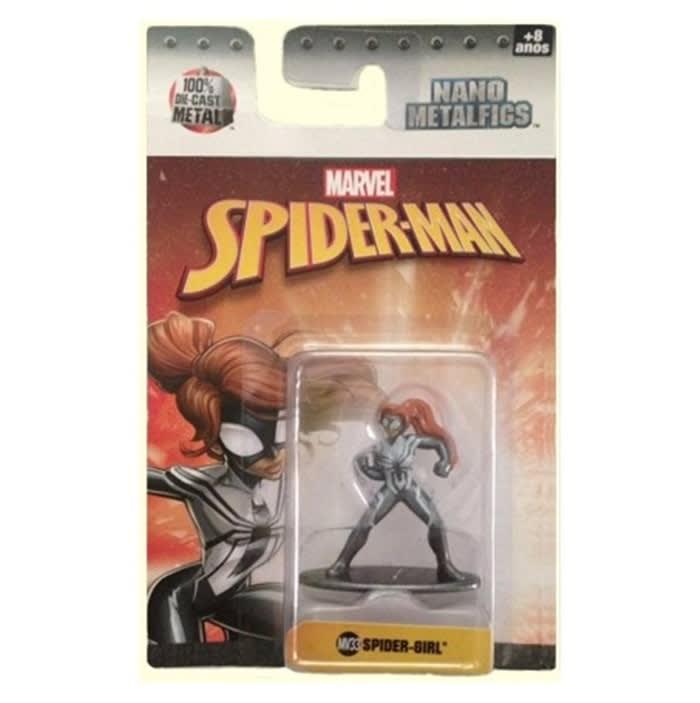 Spider Girl - Nano Metalfigs - MV33