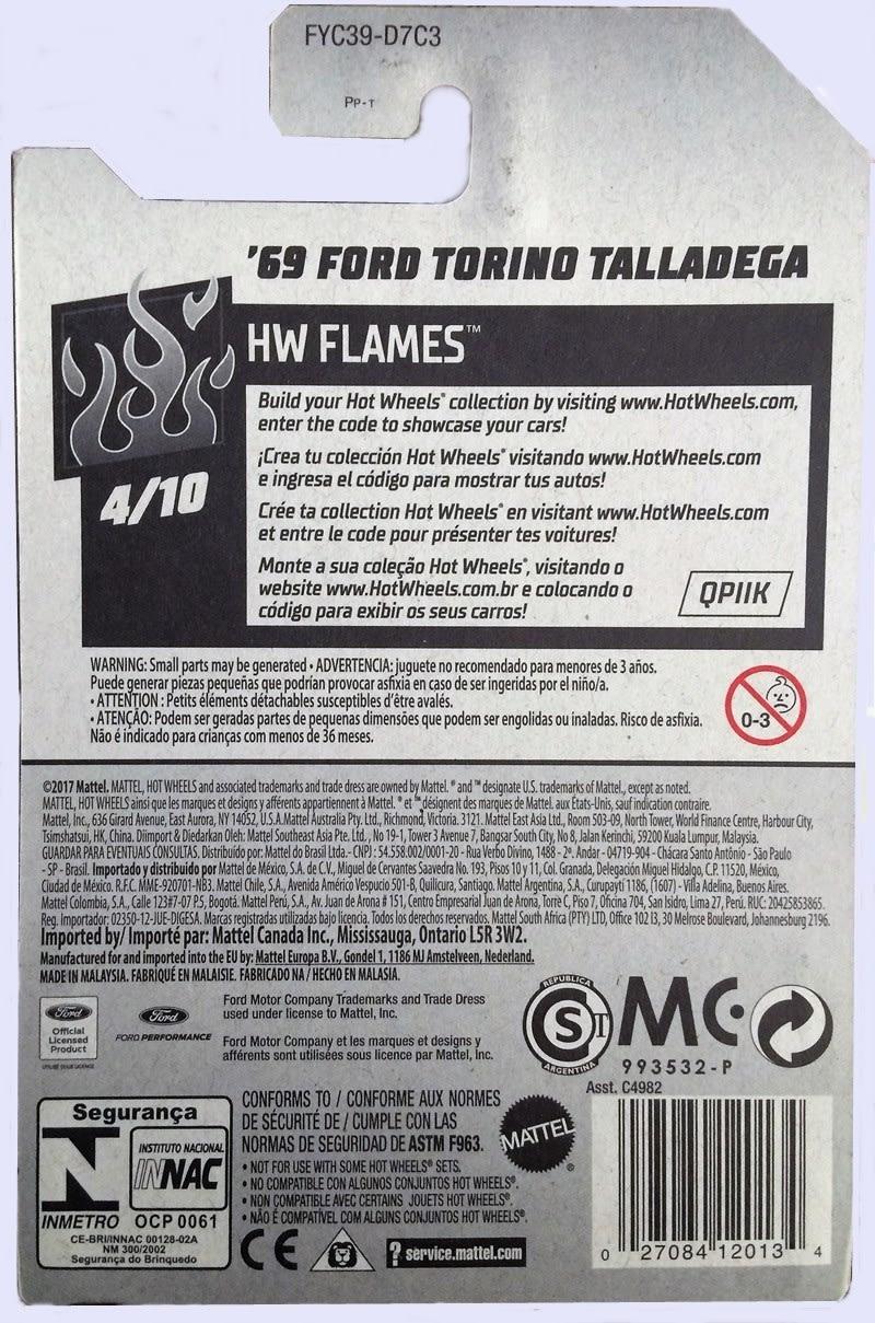 Ford 69 Torino Talladega - FYC39
