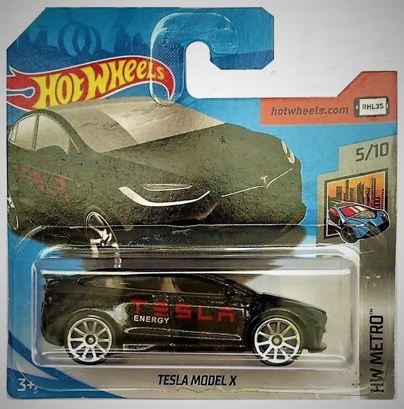Tesla model X - FKC06
