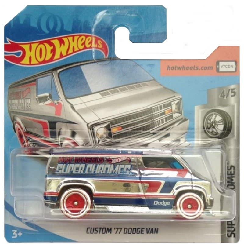 Dodge Van 77 Custom - FYD54