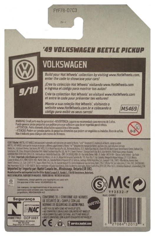 Volkswagen Beetle 49 Pickup - FYF78