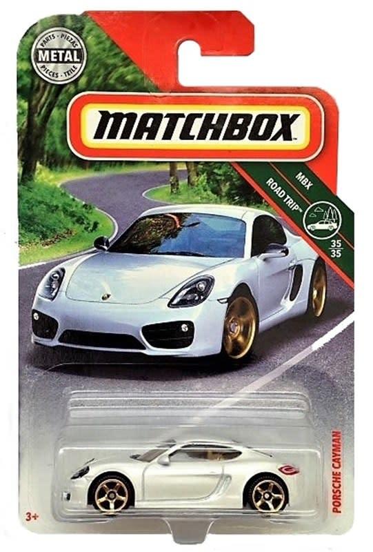 Porsche Cayman - FVT03