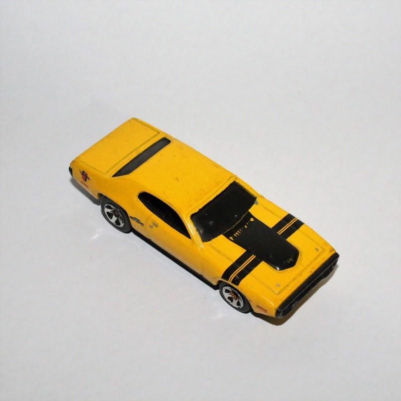 71 Plymouth GTX - G6828