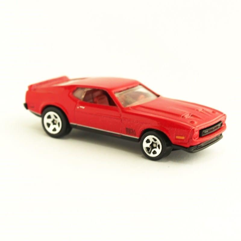 '71 Mustang Mach 1 - James Bond 007 - CGB73