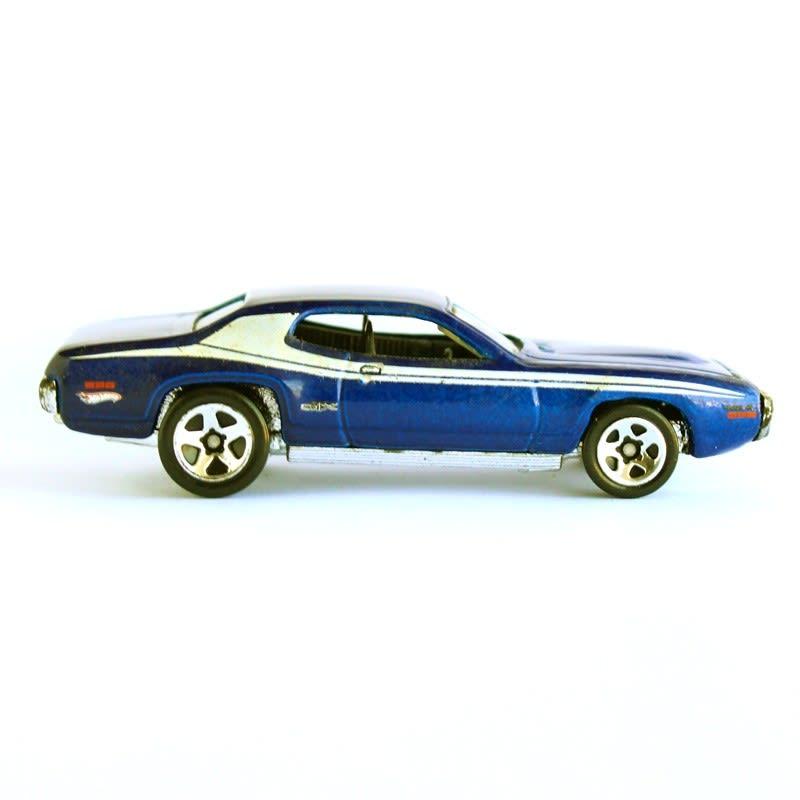 '71 Plymouth GTX (pack) - R0968