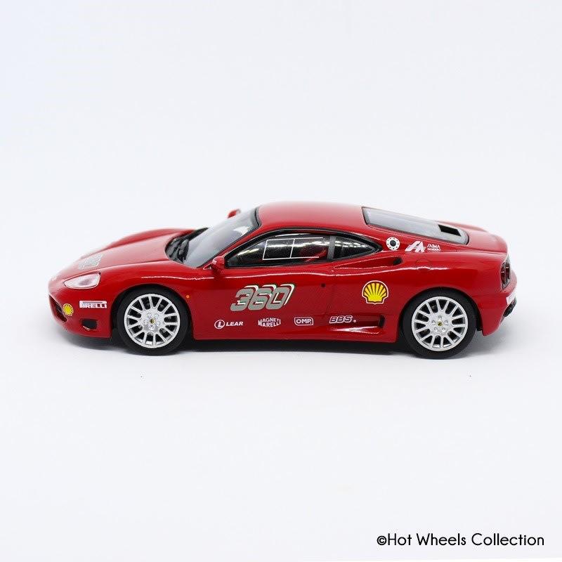 Ferrari 360 GT Challenge 2000 - ED55
