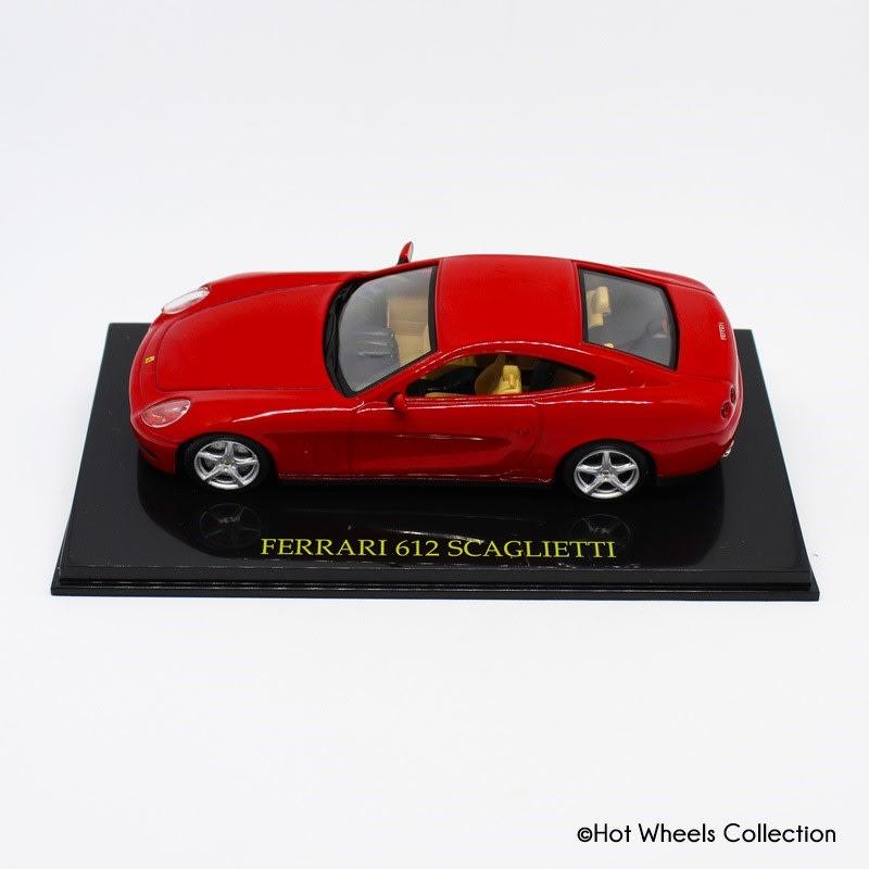 Ferrari 612 Scaglietti 2004 - ED62
