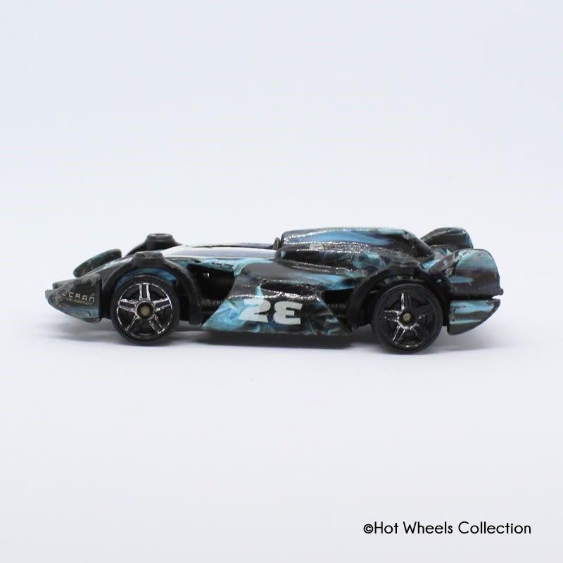Gray Ghost Race Car - Speed Racer  - M5924