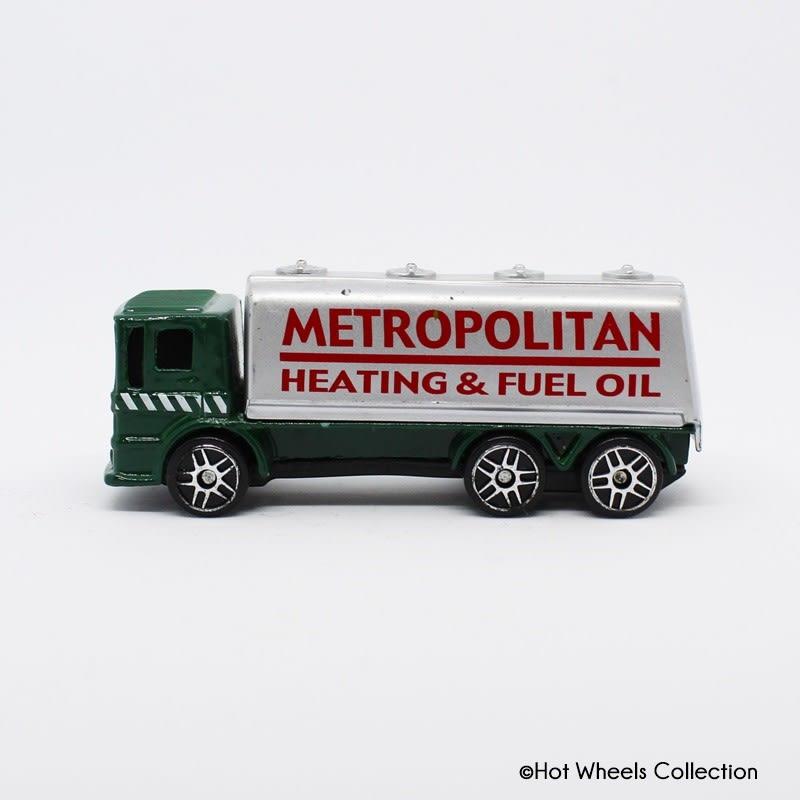 Gas Tanker - SN005