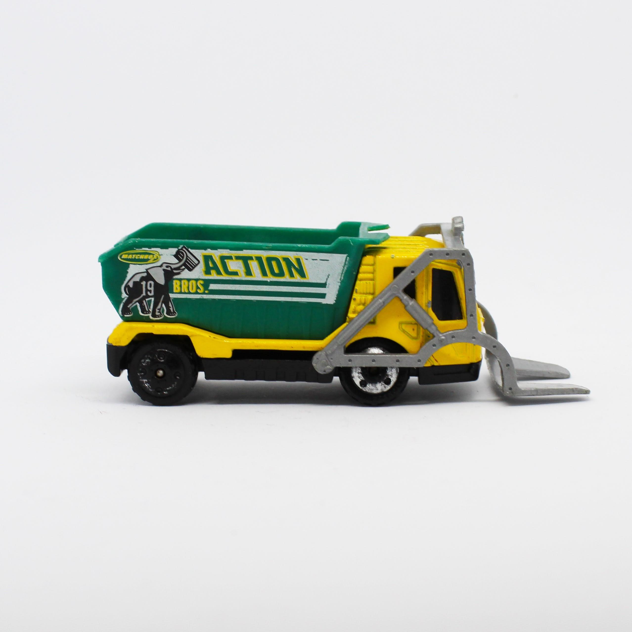 Trash Truck - 97714