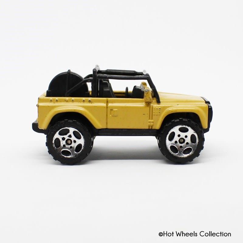 Land Rover SVX - H2182